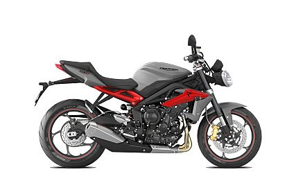 2016 Triumph Street Triple R for sale 200444584