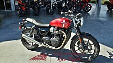 2016 triumph street twin motorcycles for sale - motorcycles on