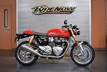 2016 Triumph Thruxton R for sale 200493196
