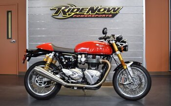 2016 Triumph Thruxton R for sale 200493196