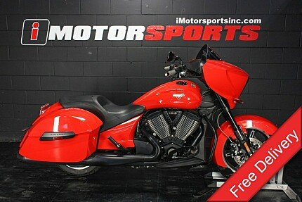 2016 Victory Cross Country for sale 200539636
