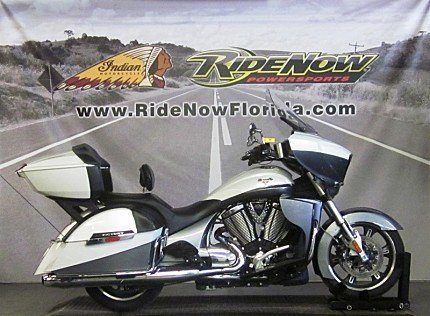 2016 Victory Cross Country for sale 200622993