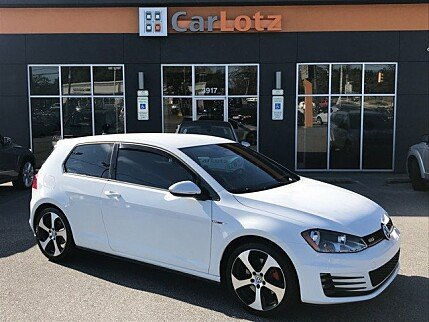 2016 Volkswagen GTI 2-Door for sale 100912004