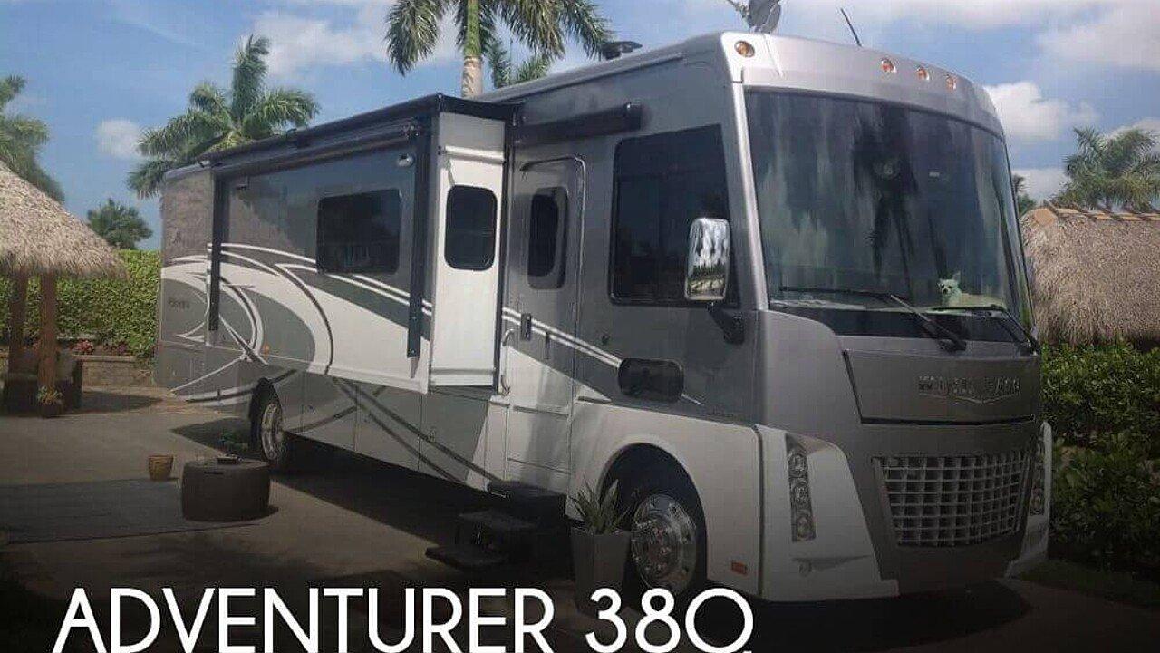 2016 Winnebago Adventurer for sale 300133958