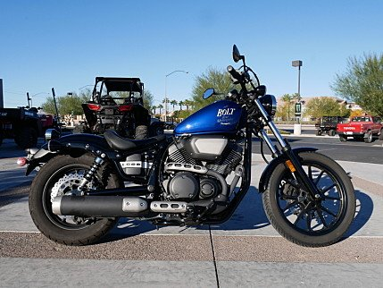 2016 Yamaha Bolt for sale 200518708