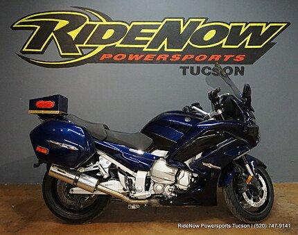 2016 Yamaha FJR1300 for sale 200590574