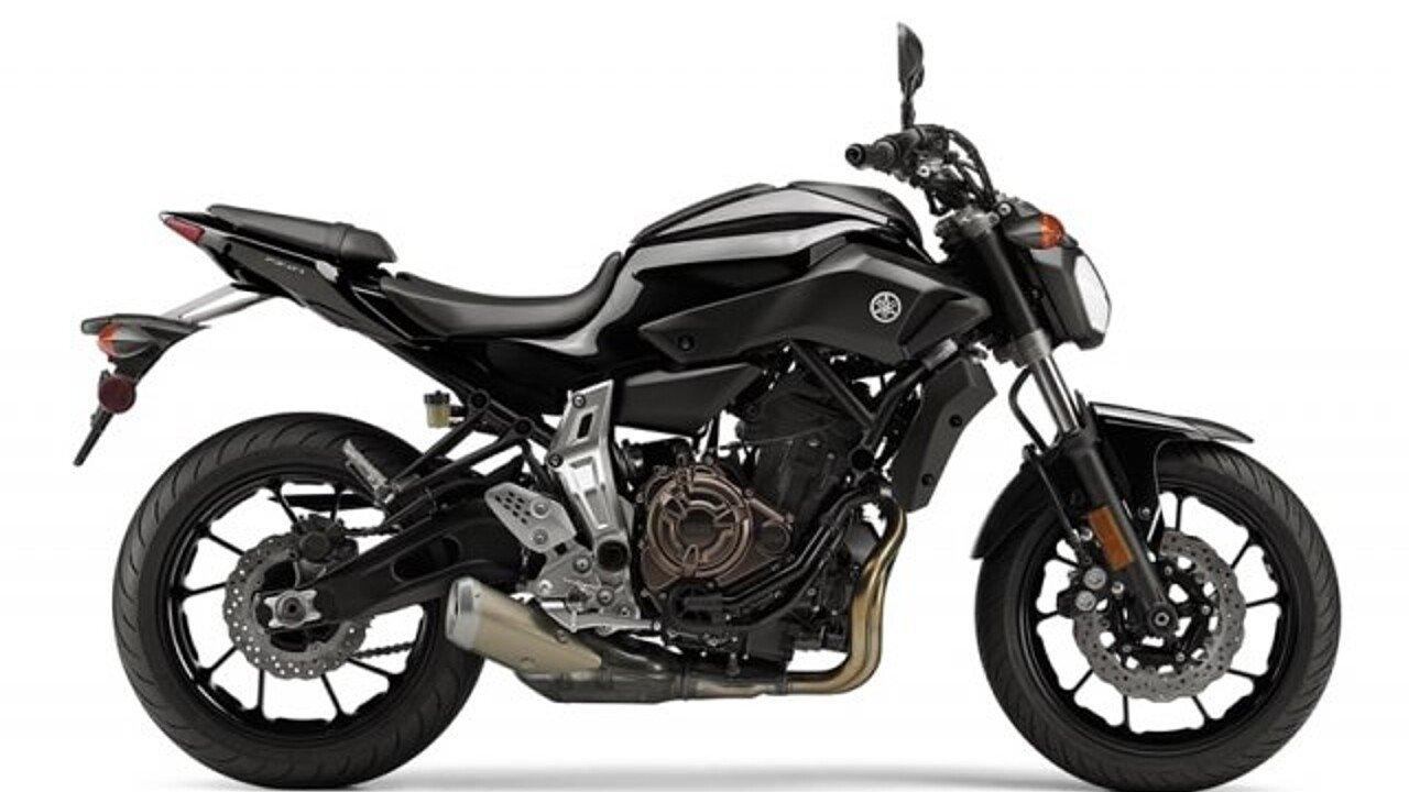2016 Yamaha FZ-07 for sale 200377267