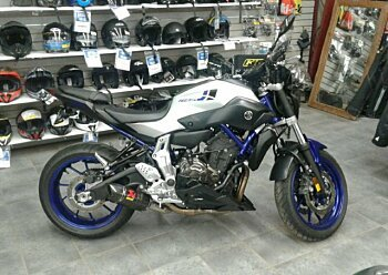 2016 Yamaha FZ-07 for sale 200498133