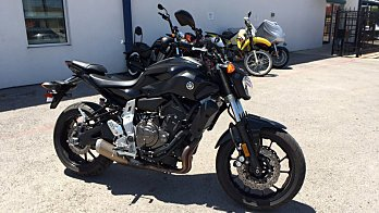 2016 Yamaha FZ-07 for sale 200574724