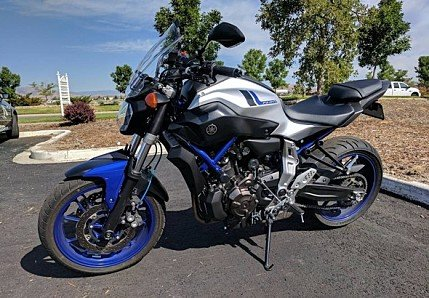 2016 Yamaha FZ-07 for sale 200473106