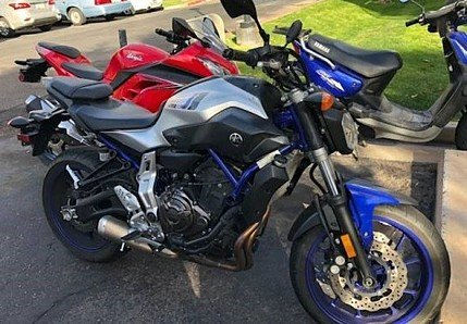 2016 Yamaha FZ-07 for sale 200553535