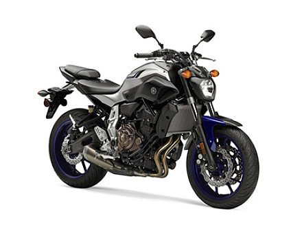 2016 Yamaha FZ-07 for sale 200580911