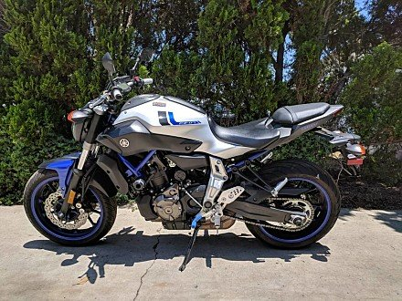 2016 Yamaha FZ-07 for sale 200591874