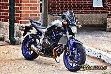 2016 Yamaha FZ-07 for sale 200611089