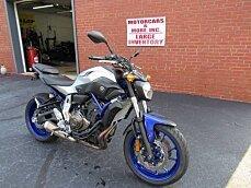 2016 Yamaha FZ-07 for sale 200616218