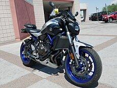 2016 Yamaha FZ-07 for sale 200616586
