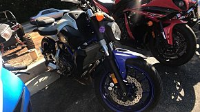 2016 Yamaha FZ-07 for sale 200623273