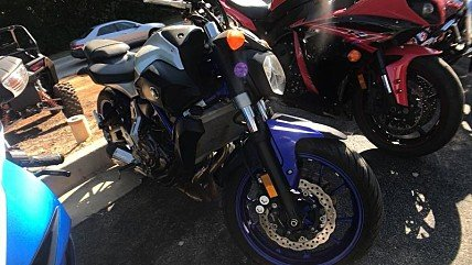 2016 Yamaha FZ-07 for sale 200623273