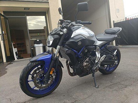 2016 Yamaha FZ-07 for sale 200633381