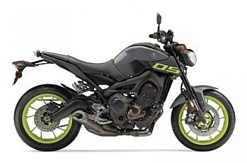 2016 Yamaha FZ-09 for sale 200409733