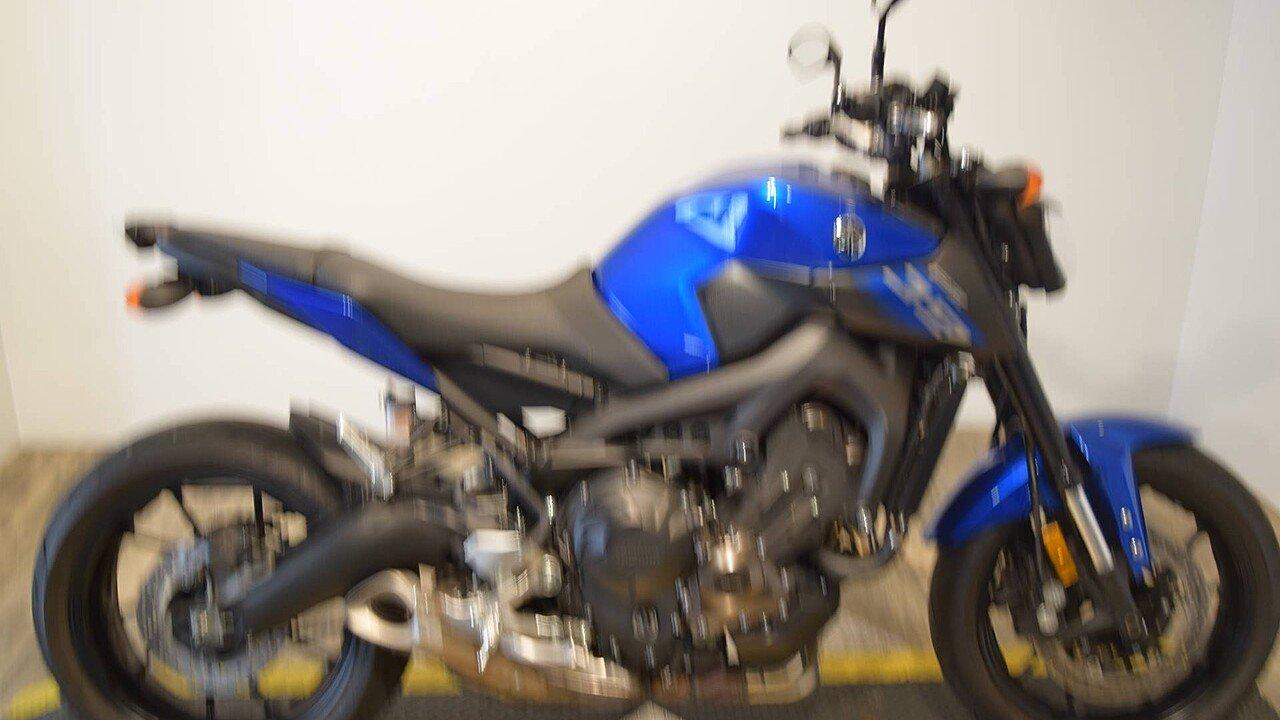 2016 Yamaha FZ-09 for sale 200495990