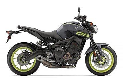 2016 Yamaha FZ-09 for sale 200387290