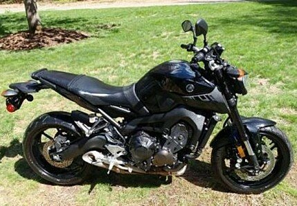 2016 Yamaha FZ-09 for sale 200467340