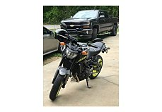 2016 Yamaha FZ-09 for sale 200487155