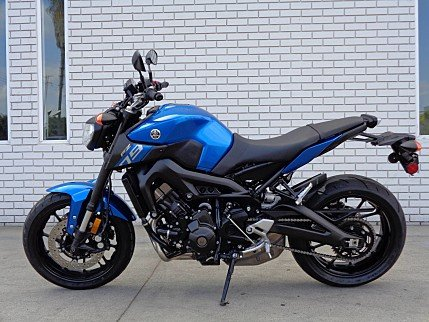 2016 Yamaha FZ-09 for sale 200499878