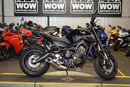 2016 Yamaha FZ-09 for sale 200503935