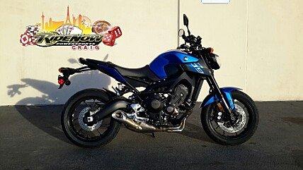 2016 Yamaha FZ-09 for sale 200515002