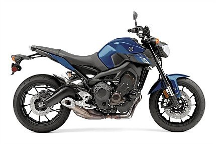 2016 Yamaha FZ-09 for sale 200521507