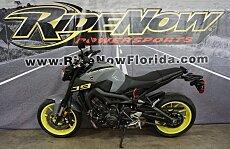 2016 Yamaha FZ-09 for sale 200572926