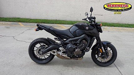 2016 Yamaha FZ-09 for sale 200629077