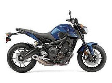 2016 Yamaha FZ-09 for sale 200629218