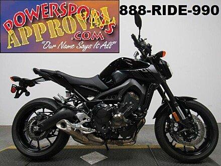 2016 Yamaha FZ-09 for sale 200652736