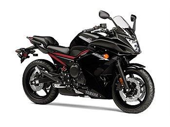 2016 Yamaha FZ6R for sale 200445326