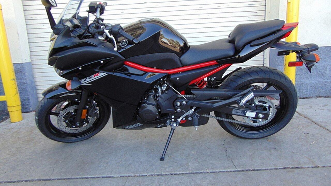 2016 Yamaha FZ6R for sale 200451878