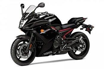 2016 Yamaha FZ6R for sale 200584935