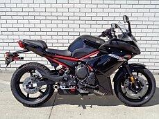 2016 Yamaha FZ6R for sale 200500017