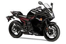 2016 Yamaha FZ6R for sale 200520642