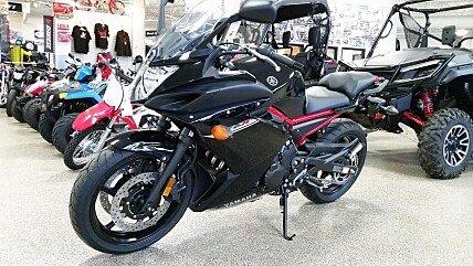 2016 Yamaha FZ6R for sale 200619463
