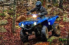 2016 Yamaha Grizzly 700 for sale 200424057