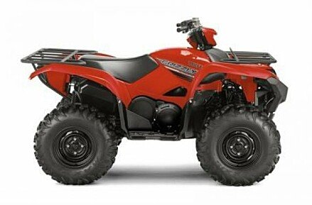 2016 Yamaha Grizzly 700 for sale 200430727