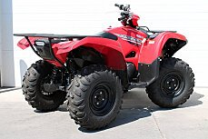 2016 Yamaha Grizzly 700 for sale 200446933