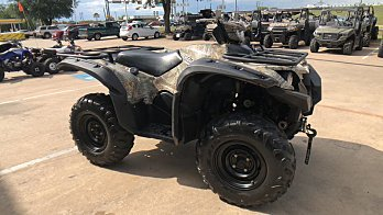 2016 Yamaha Grizzly 700 for sale 200616197