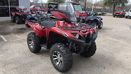2016 Yamaha Grizzly 700 for sale 200364736