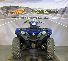 2016 Yamaha Grizzly 700 for sale 200575085