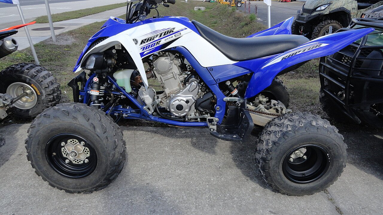 2016 Yamaha Raptor 700R for sale 200421494