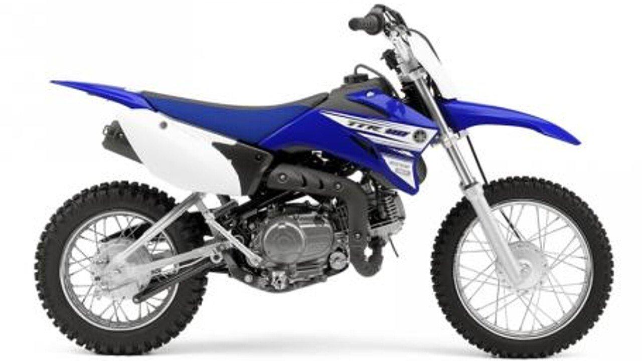 2016 Yamaha TT-R110E for sale 200439692